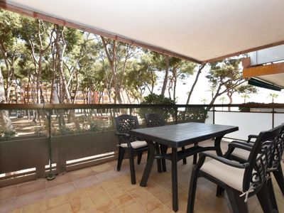 Photo for Torredembarra Apartment, Sleeps 6 with Pool, Air Con and Free WiFi