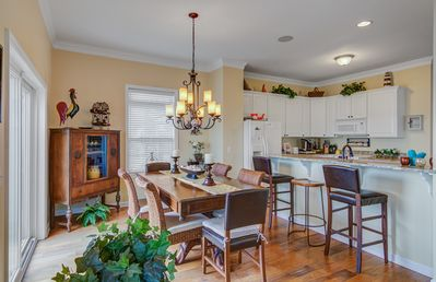 Photo for 15 minutes from Charleston, 4 bedroom 2 1/2 bath, waterfront home.