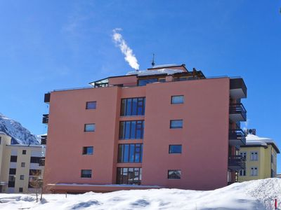 Photo for Apartment Chesa Corvatsch in Champfer - 2 persons, 1 bedrooms