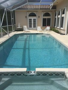 Photo for Amazing private guest house located in gated community on PGA National property