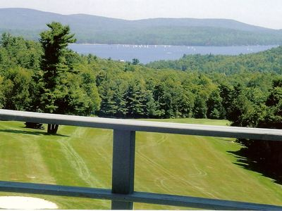 Photo for Lake Sunapee Resort - Golf/Tennis/Pool/Beach Four Season Resort!