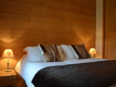 Photo for Beautiful spacious luxury apartment in central Morzine. 4* rated.