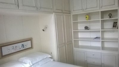 Photo for Ipanema Comfortable Apt Bedroom, Living Room, 500 meters from the beach. 12 X installment