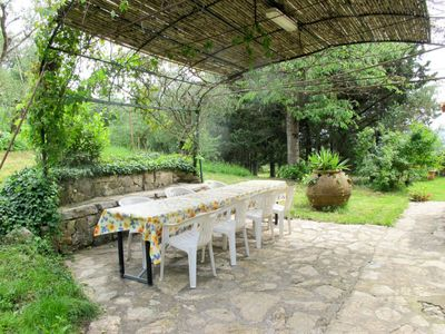 Photo for Vacation home Casa Belvedere (VEO100) in Vecchiano - 8 persons, 4 bedrooms
