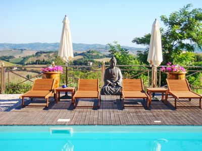 Photo for 1BR Apartment Vacation Rental in Urbino