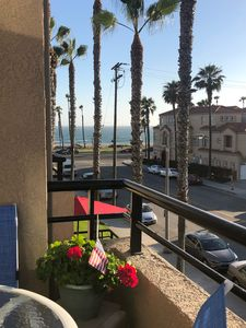 Photo for On PCH with Oceanview Huntington Beach Condo - 6 bocks to Downtown