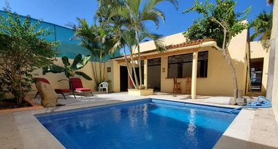 Photo for Beautiful Private Oasis in the stunning seaside village of San Pancho!