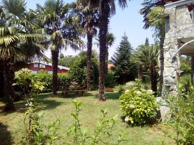 Photo for One bedroom apartment with terrace Savudrija (Umag)