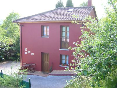 Photo for Houses Inpendientes pax 2- 4 people 15 km Villaviciosa, fireplace, barbecue