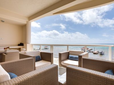 Photo for MOST REQUESTED 2 BEDROOM OCEANFRONT AT RESORT!  MODERN LUXURY!