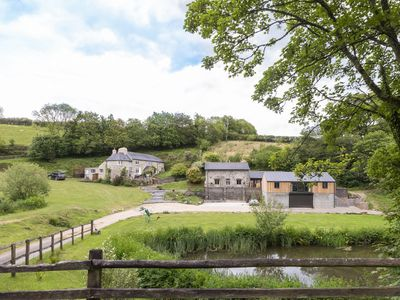 Photo for Enchanting barn conversion in rural area families welcome and pet friendly