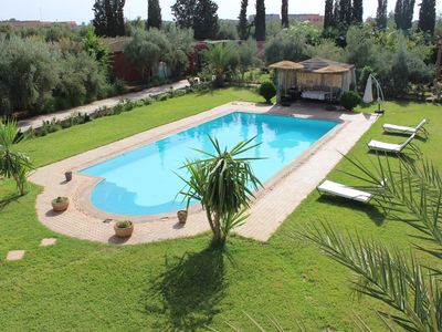 Photo for Perfect villa for family or group of friends 15min from downtown by car