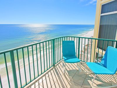 Photo for ☀Jade East 1730-2BR☀BCHFRONT Views & Pool! HotTub- BCH SVC- Updates! Book 4 June