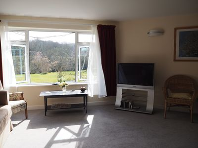 Photo for Enjoy peace & quiet in beautiful Idless Valley 1 mile town Truro & 9 miles beach