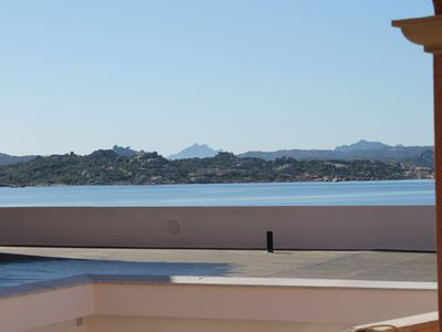 Photo for Vacation rental in La Maddalena between a gorgeous terrace at 50 meters from the sea