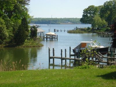 Photo for Secluded Waterfront Home Minutes from Down Town Annapolis