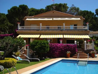 Photo for Magnificent house in costabrava by season and weeks