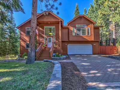 Photo for Where Eagles Fly-An impeccably maintained 3 bedroom home with hot tub.