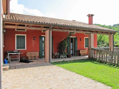 Photo for Apartment Fuoco (EUG111) in Colli Euganei - 5 persons, 1 bedrooms