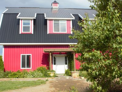 Photo for 3BR Barn Vacation Rental in Garden City, Minnesota