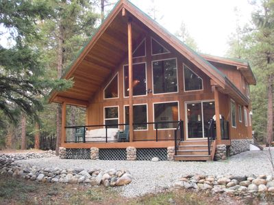 Photo for Private Waterfront On The Wenatchee River (plain) 1700 S/f 3 Bedrooms 2 Baths