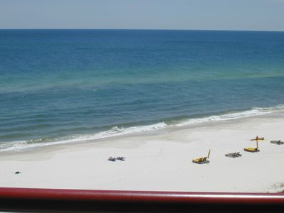 Photo for NEW LISTING, GULF FRONT END UNIT WITH  DIRECT BEACH & POOL ACCESS FROM UNIT