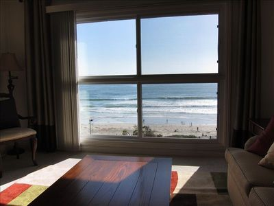 Photo for Top Floor, Ocean Front, Fully Remodeled, 2 Free Bicycles