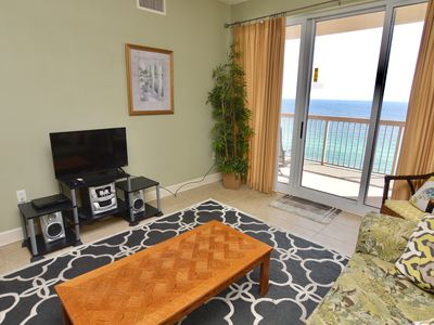 Photo for Sunrise Beach 1903 - 1083870: 3  BR, 2  BA Condominium in Panama City Beach, Sleeps 9