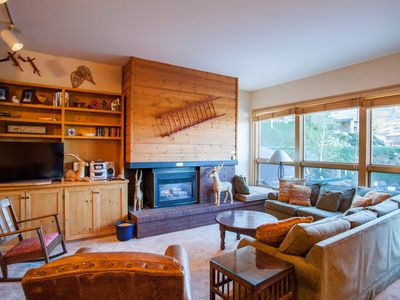 Photo for Perfect for 2 Families, near Base Area, Mtn Views, Hot Tubs, Fire Pit & Shuttle