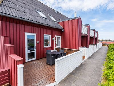 Photo for 4 person holiday home on a holiday park in Henne