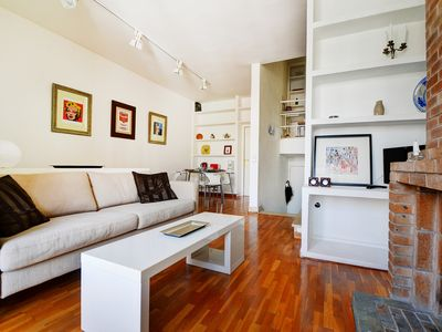 Photo for GRAN PAIPORTA. Modern and light apartment, with a private terrace.