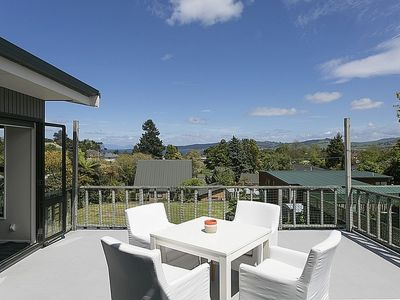 Photo for Lake Central - Taupo Holiday Home