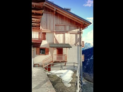 Photo for Totally renovated chalet, in a very panoramic position.