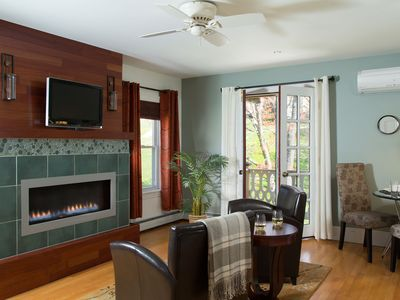 Photo for Suite 3 @ Curran's, A Contemporary Apartment in Tannersville