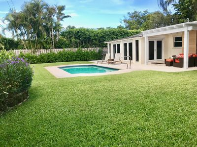 Photo for Private West Palm Beach Retreat with Heated Pool