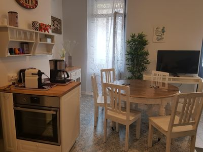 Photo for 2mn from beaches-Apartment renovated 6pers