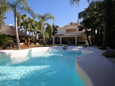 Photo for Stunning Luxury Privately owned Villa with Indoor & outdoor Pools & Private Spa