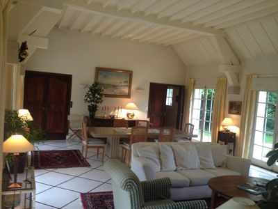 Photo for 5 bedroom villa with south facing terrace