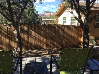 North Side Red Rock/Vortex View from your Private Patio