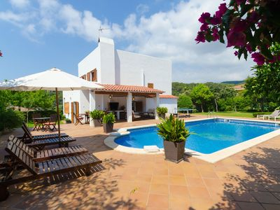 Photo for Club Villamar - Villa Gandesa; a modern, light Spanish villa with a cosy atmosphere on the Costa ...