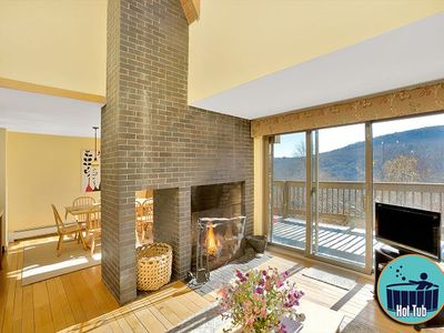 Photo for 4BR Condo Vacation Rental in Killington, Vermont