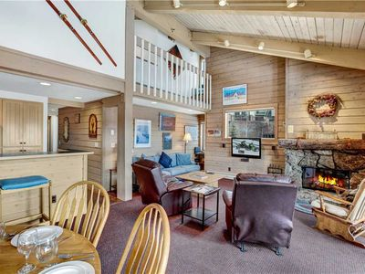 Photo for Snowmass Mountain H5: 2.5 BR / 2 BA condominuim in Snowmass Village, Sleeps 8