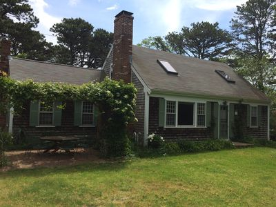 Photo for Perfect Family Vacation House on the bay side in Wellfleet