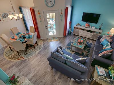 The Avalon Royal Dream; Cozy, Spacious, and Intimate