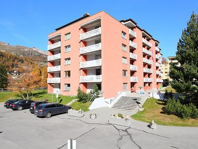 Photo for Apartment in the center of Saint Moritz with Pool, Lift, Parking, Balcony (62873)
