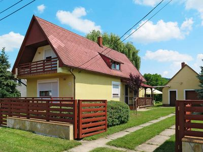 Photo for Vacation home Emi  in Badacsony - Tomaj, Balatón - 7 persons, 3 bedrooms