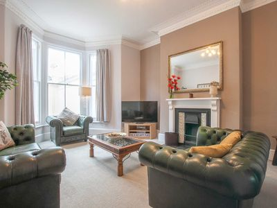 Photo for Stags Corner: stay in central Plymouth Hoe in a stylish 5 bed refurbished house