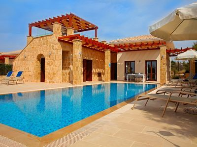 Photo for Aphrodite Hills 3 Bedroom Villa - Zena - Free WiFi