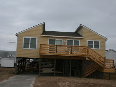 Photo for Pet Friendly Affordable Short walk to beach ! Ask about Off Season Discount