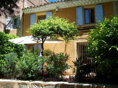 Photo for Villa La Risante -Aix-en-Pce / The Tholonet / Offer to seize 1,000 euros / 14-21 / 07
